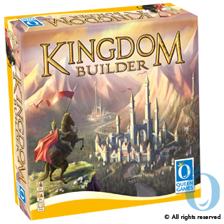 Kingdom Builder by Queen Games GmbH
