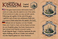 Kingdom Builder Capitol Card by Queen