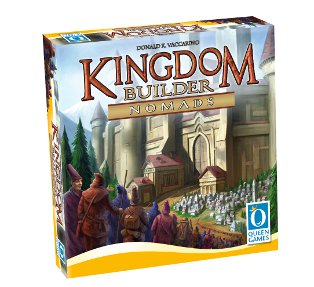 Kingdom Builder: Nomads by Queen