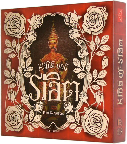 King of Siam by Histogame / Simmons Games