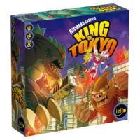 King of Tokyo by Iello