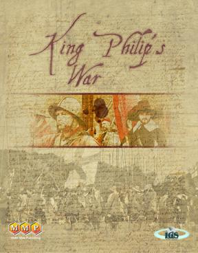 King Philip's War by Multi-Man Publishing