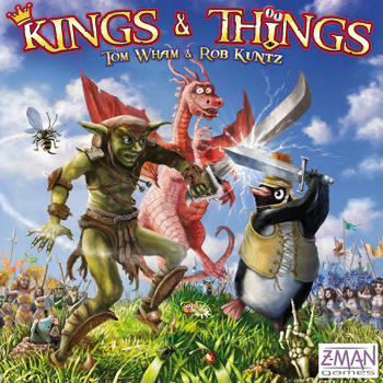 Kings & Things by Z-Man Games, Inc.