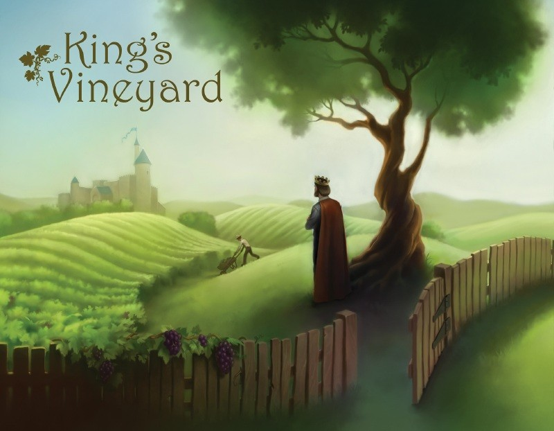 King's Vineyard by Mayday Games