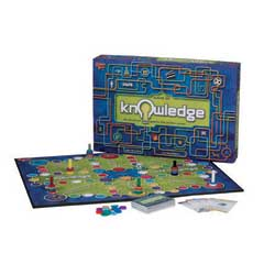 Game of Knowledge Board Game by University Games