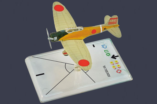 Wings of War: Aichi D3A1 Val - Takahashi/Kozumi by Fantasy Flight Games