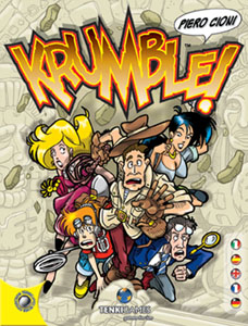 Krumble! by Mayfair Games / TENKIGAMES