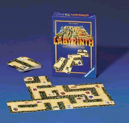 Labyrinth - the Card Game by Ravensburger