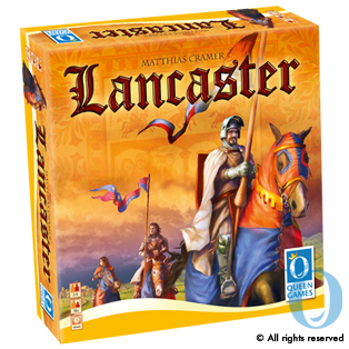 Lancaster by Queen Games GmbH