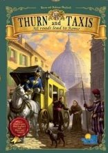 Thurn & Taxis: All Roads Lead To Rome Expansion by Rio Grande Games