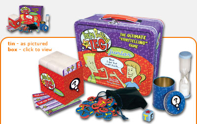 You're Pulling My Leg! Junior (in Tin) by Morning Star Games