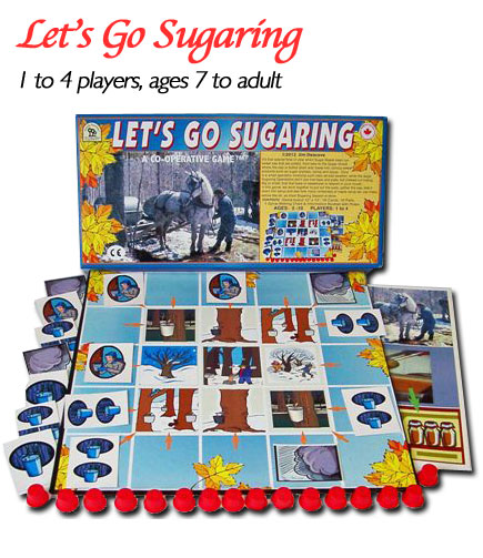 Let's Go Sugaring by Family Pastimes