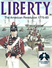 Liberty American Revolution 1775-83 by Columbia Games
