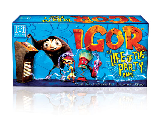 Igor: Life of the Party Game by R & R Games, Inc.