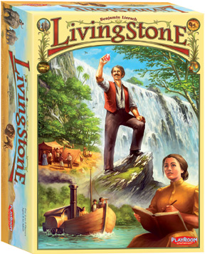 Livingstone by Playroom Entertainment