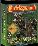 BFW Fantasy Warfare - Lizardmen Starter (Battleground Fantasy Warfare) by YOUR MOVE GAMES