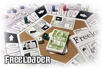 Freeloader by Cheapass Games
