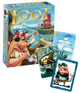 Loot by Gamewright