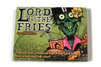Lord Of The Fries Box Set (Color Edition) by Cheapass Games