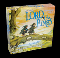 Lord Of The Rings Children's Game by Eagle Games