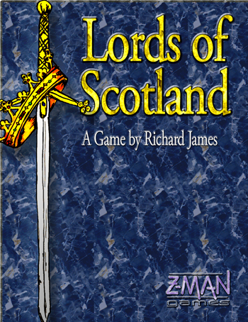 Lords of Scotland by Z-Man Games, Inc.