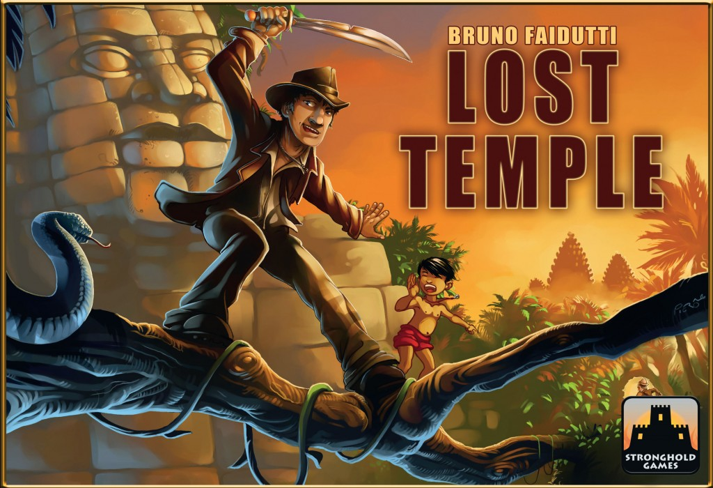 Lost Temple by Stronghold Games