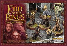 Lord of the Rings - The Two Towers Heroes of Helm's Deep Miniatures by Games Workshop