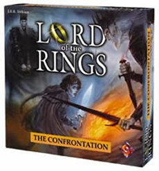 Lord of the Rings - The Confrontation by Fantasy Flight