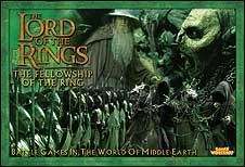 Lord of the Rings: The Fellowship of the Ring Game by Games Workshop