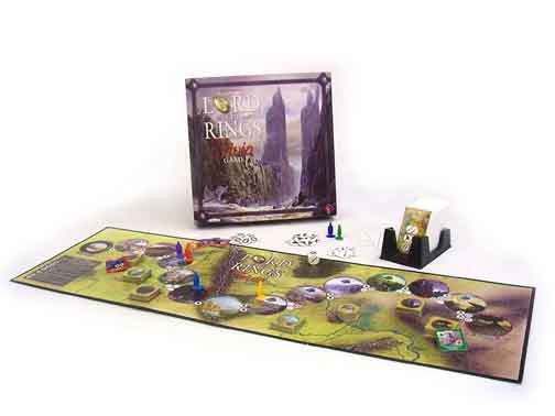 Lord of the Rings Trivia Game by Fantasy Flight