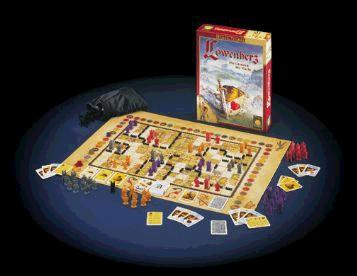 Lowenherz by Rio Grande Games