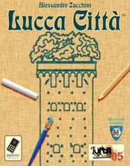 Lucca Citta by Mayfair Games