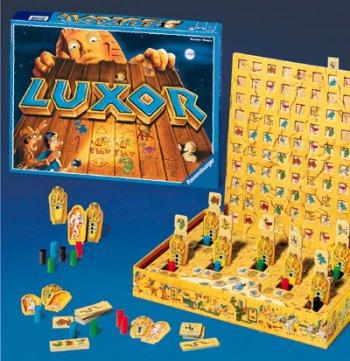luxor board game