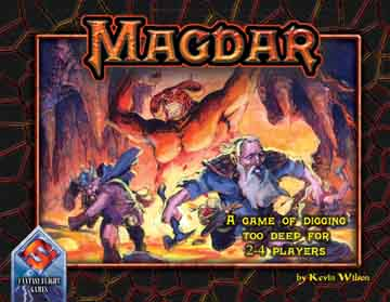 Magdar by Fantasy Flight