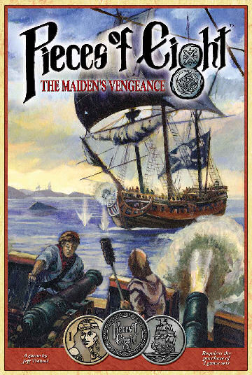Pieces Of Eight: The Maiden's Vengeance by Atlas Games