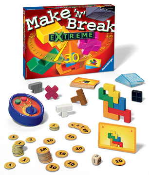 Make 'N' Break Extreme by Ravensburger