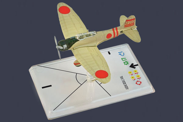 Wings of War: Aichi D3A1 Val - Makino/Sukida by Fantasy Flight Games