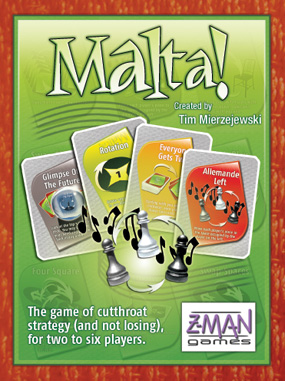 Malta! by Z-Man Games, Inc.