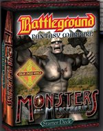 BFW Monsters & Mercenaries Starter (Battleground Fantasy Warfare) by Your Move Games