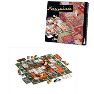 Marrakech by Fundex Games