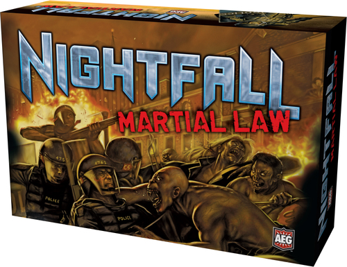 Nightfall: Martial Law by Alderac Entertainment Group