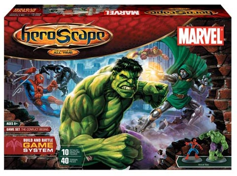 Heroscape: Marvel Master Set by Hasbro, Inc.