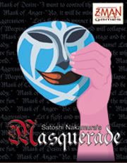 Masquerade by Z-Man Games, Inc.