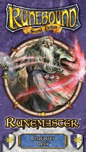 Runebound Class Deck: Runemaster by Fantasy Flight Games