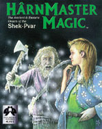 HarnMaster Magic by Columbia Games