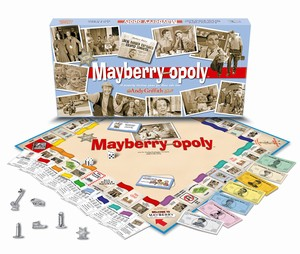 Mayberry-Opoly by Late For the Sky Production Co., Inc.
