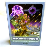 Mecanisburgo by Gen Games