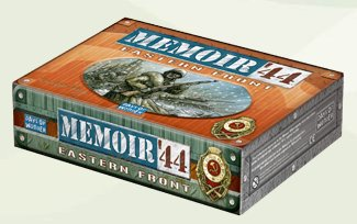 Memoir '44 - Eastern Front Expansion Pack by Days of Wonder