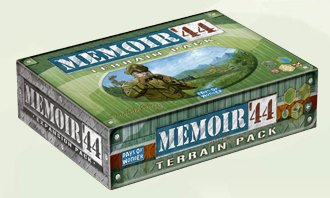 Memoir '44 - Terrain Pack Expansion by Days of Wonder