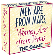 Men Are from Mars, Women Are from Venus by Endless Games